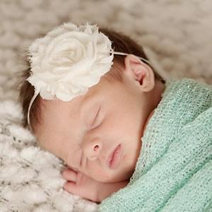 Fine Baby Headband