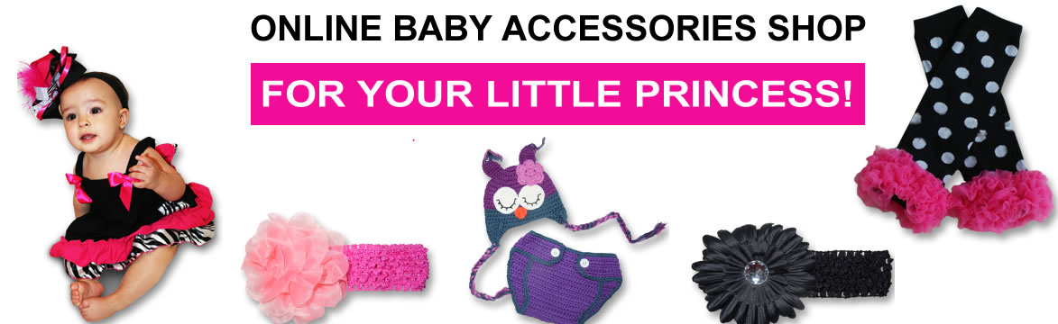 Babyheadbands for your little princess