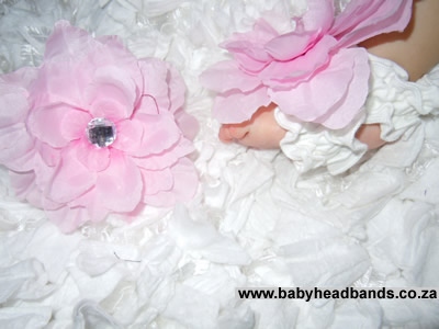 Mixed Pink Footie