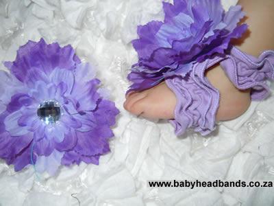 Purple Footie